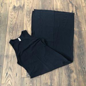 Lululemon Black Long Dress, 8